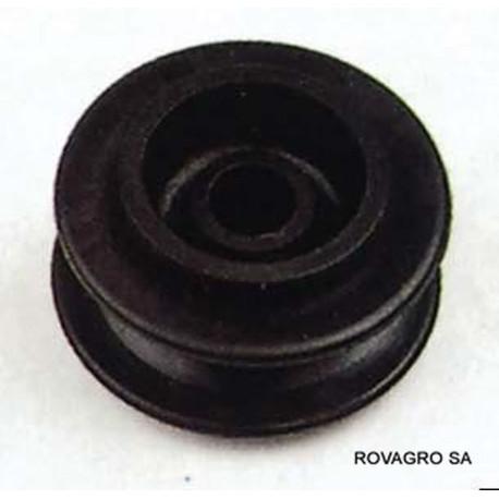 Drahtisolator für Strecken oder Winkel