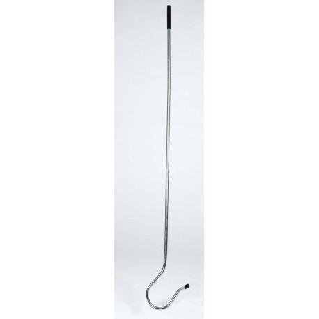 Crochet de berger pour cou 135 cm