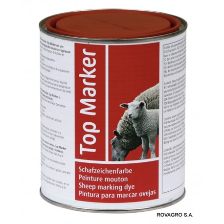 Si-RO-Mark® 1 L Büchse rot
