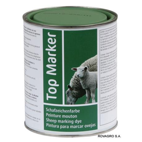 Si-RO-Mark® 1 L Büchse grün