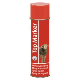 Spray de marquage 500 ml rouge