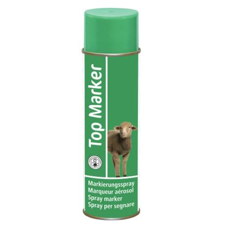 Spray de marquage 500 ml vert