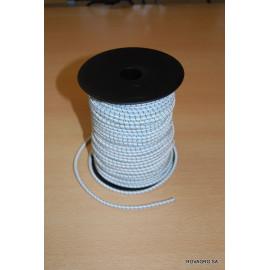 Kuhschwanzschnur elast.Ø 4.5 mm 50m