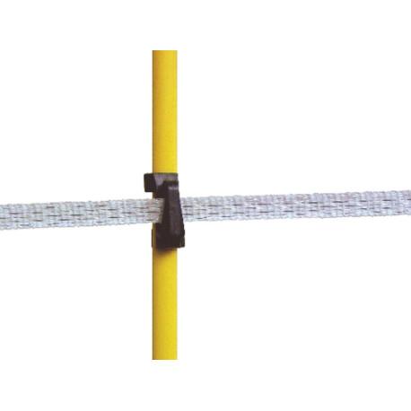 Isolatoren für Fiberglass Pfahl