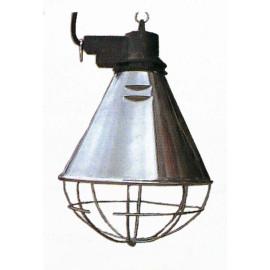 Lampe infrarouge avec interrupteur