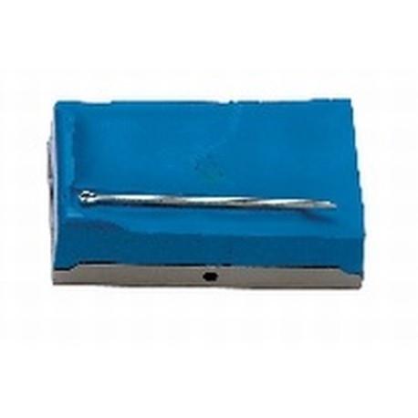 Farbklötze blau