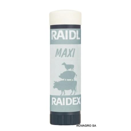 Zeichenstift Raidex weiss