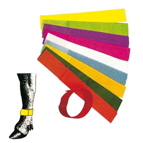 Velcro Fesselband gelb (10)