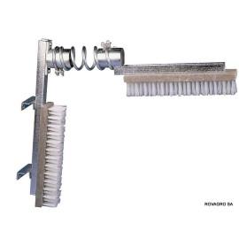 Brosse de rechange pour brosse à bétail