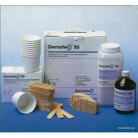 Bloc de rechange en bois Demotec