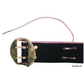 Courroie cuir pour bovins 110-120 cm x 70 mm
