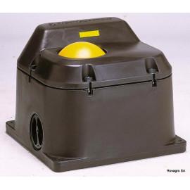 Support robinetterie sans flotteur pour thermolac
