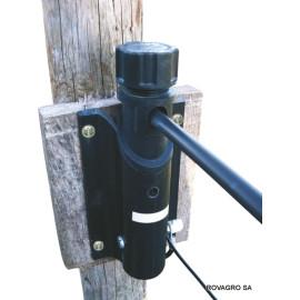 Charnière seule  pour barrière électrique Bray