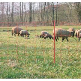 Filet ovin/chèvre H 108 cm