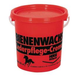 Bienenwachs-Lederpflege Creme 500 ml