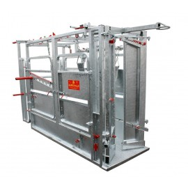 Cage contention PM2400 SUPER Galvanisée