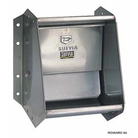 Suevia Ventil-Trogtränke Mod. 500 Edelstahl
