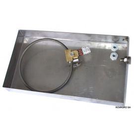 Suevia Zusatzheizung 80 W/24 V für Mod. 600