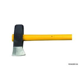 Holzspalthammer mit Glasfaserstiel
