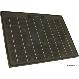 Panneau solaire 25 W avec support escamotable