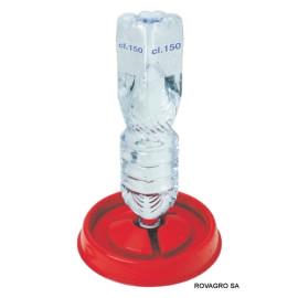 Tränkeschale für Kunstoffflaschen bis 1,5 L