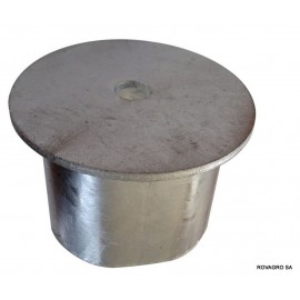 cache-Foureau Trèfle Ø 76 mm