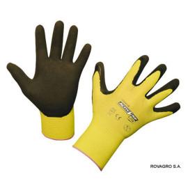 ActivGrip Lite Handschuhe gelb Gr. 7/S
