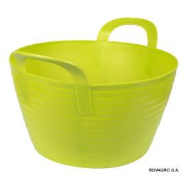 Seau flexible FlexBag 12 l vert