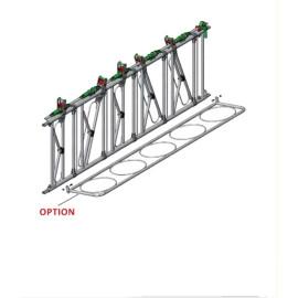 Eimerhalter 6 Plätze / Kälber Safety IV