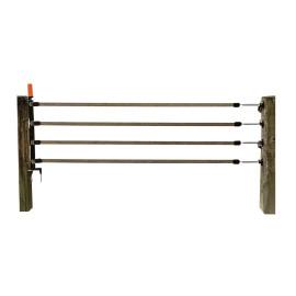 Kit barrière 4 rubans 40mm/6m