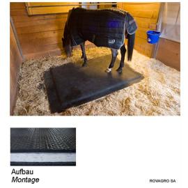 Tapis soft cheval  290 x 220 cm x 5 cm