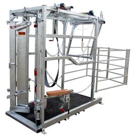 Cage de parage manuelle PM4300 Galva sur Cde