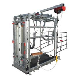 Cage de parage électrique PM4400 Galva sur Cde
