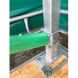 RovFlex -Halterung unteres Kunststoffrohr