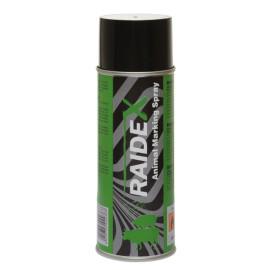 Spray de marquage Raidex 400 ml vert